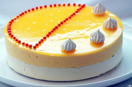 עוגת מוס אננסווניל