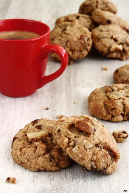 עוגיות שוקולד צ'יפספקאן