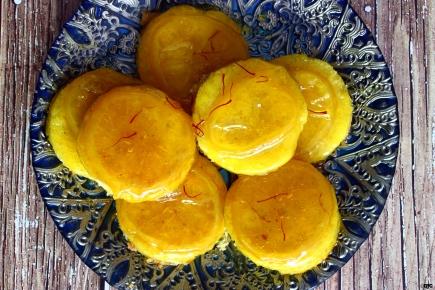 עוגות שמן זית ולימוןים-תיכוניות