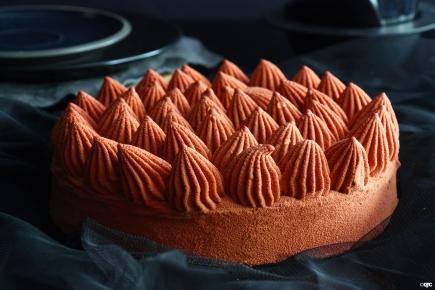 עוגת הברונזה