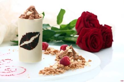 שוקולד, פטל ו…אהבה