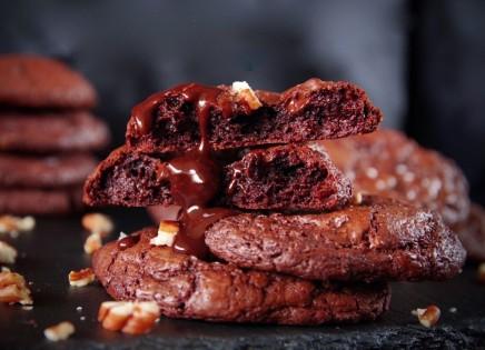 הטור של אירנה: עוגיות פאדג' שוקולד ופקאן ללאגלוטן